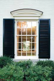 List Of Diffent Style Of Homes by Stylish Window Shutters Southern Living