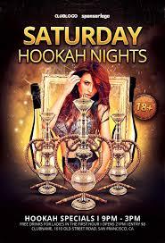 hookah nights free flyer template http freepsdflyer com hookah