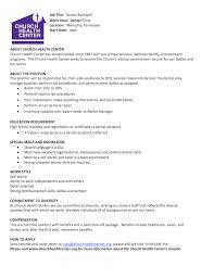 dental hygienist resume u0026 cover letter resumedoc