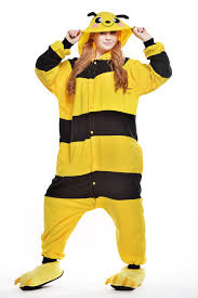 Animal Halloween Costumes For Women by Bee Plus Size Halloween Costume For Women Mens Onesie Fancy
