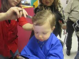 15 year old boy haircuts file one year old gets first haircut img 5764 jpg wikimedia commons