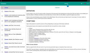 21 Diseases The Doctors Haven - disorder diseases dictionary android apps on google play