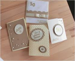 ideen fã r goldene hochzeit einladungskarten zur goldenen hochzeit selber machen designideen