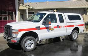 Ford F250 Service Truck - pajaro valley fire protection district cooperative fire
