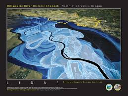 Map Of Corvallis Oregon by Portland U2013 Hidden Hydrology