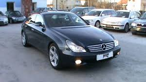2005 mercedes cls 350 v6 full review start up engine and in