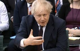 Seeking Adolf Kremlin Calls Johnson Likening Putin To Disgusting
