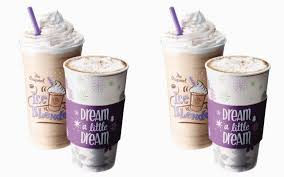 new cookie butter drinks at the coffee bean 2 on november 5