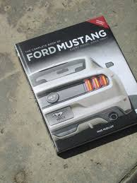 mustang books for mustang enthusiasts