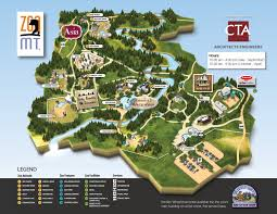 Map Montana by Zoo Map Zoomontana