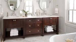 Vanity Double Sink Top Beautiful Bathroom Abel 60 Inch Rustic Double Sink Bathroom