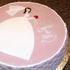 Bride Cake 3tiers Modern Cake Design Bridal Shower