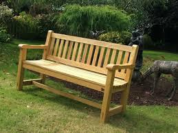 John Lewis Bench Victoria Garden Bench Modern Metal With Wood Garden Furniture