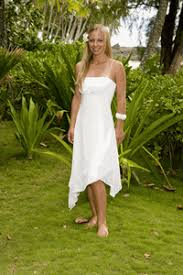 new handkerchief beach wedding dress
