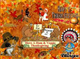 happy thanksgiving day fotografía 102212276 blingee