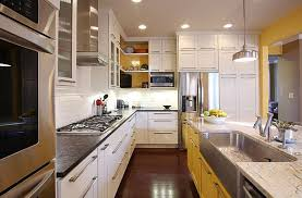 Light Colored Kitchen Cabinets How To Bring Natural Light Into Your Dark Kitchen