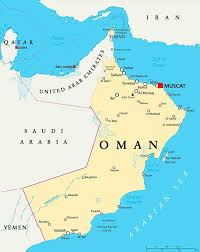 Middle East Map Capitals by Travel Oman Middle East Tim Best Direct The Best In