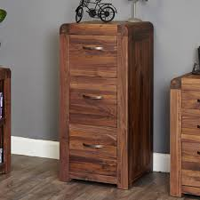3 Drawer File Cabinet Wood by Shiro Walnut 3 Drawer Filing Cabinet Wooden Furniture Store