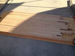 Diy Wood Plank Table Top by 25 Best Butcher Block Dining Table Ideas On Pinterest