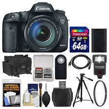 canon eos 7d mark ii gps digital slr camera u0026 ef s 18 135mm is stm