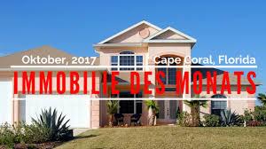 Haus Kaufen Immobilien Florida Haus Kaufen Immobilie Des Monats Oktober Haus In