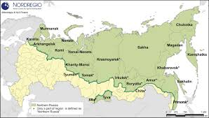 New Climate Zones For Russia by A Revival Of The Russian North Nordregio