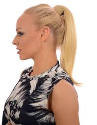 clip on ponytail ponytail hairpieces clip in mid length ponytails