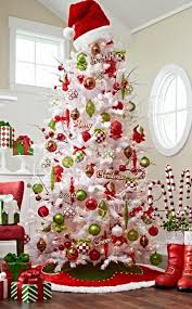 25 unique white tree decorations ideas on