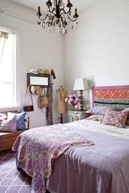 simple boho bedroom decor ideas with chandelier laredoreads