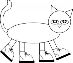 top free printable pete the cat coloring pages 11479 with pete the