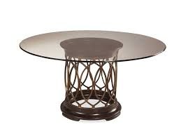Dining Room  Round Table Glass Intended For Brilliant Home - Brilliant small glass top dining table house