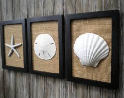 coastal themed bathroom unique decor wall for coastal by omearascottagecharm