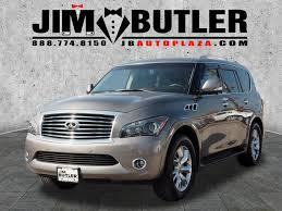 infiniti car qx80 used infiniti for sale jim butler auto group