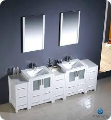 84 inch bathroom vanity u2013 renaysha