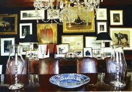 Welcome To Bonnes Amies Ralph Lauren Dining Room - Ralph lauren dining room
