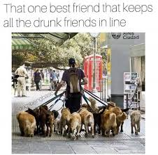 Drunk Friend Memes - dopl3r com memes that one best friend that keeps all the drunk