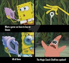 The Conch Has Spoken Meme - the conch has spoken meme 28 images nothing magic conch shell