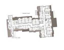 Nursing Home Floor Plans Sunnybank Nursing Home Pdp Architecture Llp