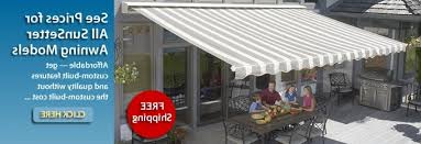 Sunsetter Retractable Awning Prices Sunsetter Retractable Awnings Prices Image Mag