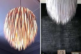 Paper Light Fixtures Pendant Light Fixtures Revit View Gallery Paper Scrap Lights Over