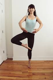 Ballet Inspired Workout Clothes Advanced Ballet Leg Routine Peaceful Dumpling