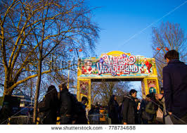 winter hyde park stock images royalty free images