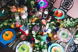 colorful cultural dia de los muertos wedding ideas every last