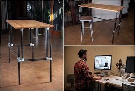 Diy Standing Desks How To Build A Standing Desk Quora