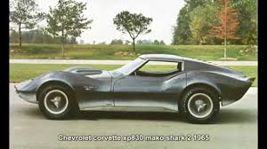 corvette mako 1180 chevrolet corvette xp830 mako shark 2 1965 prototype car
