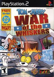 tom jerry war whiskers sony playstation 2 game