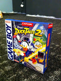 ducktales duck tales 2 box my games reproduction game boxes