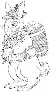 printable 37 easter coloring pages adults 11969