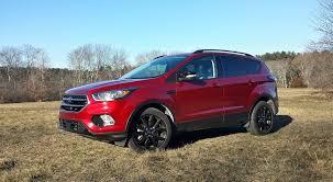 Ford Escape Titanium - review 2017 ford escape titanium 4wd the high price of power