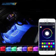 app controlled car lights for toyota corolla avensis yaris rav4 auris hilux prius app control